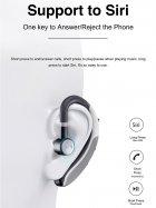Гарнитура Bluetooth Earbuds V6 Silver - изображение 9