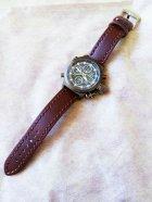 Наручные армейские часы АМСТ (AMST) коричневые - изображение 4