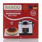 Мультиварка з йогуртницей Banoo BN-7002 48 програм 6 л 1500 Вт (par_BN 7002) - зображення 4