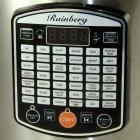 Мультиварка с йогуртницей Rainberg RB-6208 42 программы 6 л 1000 Вт (par_RB 6208) - изображение 3