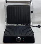 Гриль електричний притискної з таймером DSP KB-1001 1400 Вт (1001 KB) - зображення 2