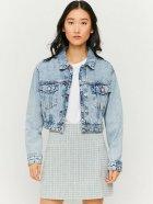 Джинсовая куртка Tally Weijl SJADEBOXY-EHBL XXS (7612959111602) - изображение 1