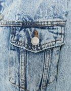 Джинсовая куртка Tally Weijl SJADEBOXY-EHBL XS (7612959111596) - изображение 6