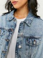 Джинсовая куртка Tally Weijl SJADEBOXY-EHBL XXS (7612959111602) - изображение 3