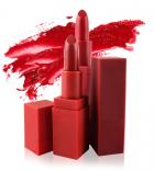 Набір помад 3CE Lip Color Mini Kit 5 штук червона палітра - зображення 3