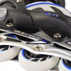 Роликовые коньки раздвижные Action Arlo размер 37-40 Blue (PW-126B-79/Blue/37-40) - изображение 9
