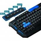 Професійна бездротова ігрова клавіатура з мишкою Atlanfa AT-8100 Комплект (8100) - зображення 6