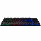 Профессиональная проводная игровая клавиатура с RGB подсветкой Atlanfa AT-6300 (6300) - изображение 4