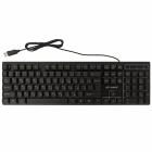 Профессиональная проводная игровая клавиатура с RGB подсветкой Atlanfa AT-6300 (6300) - изображение 5