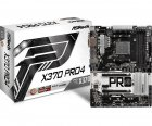 Материнская плата ASRock X370 PRO4 Socket AM4 - изображение 1
