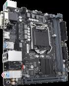 Материнська плата Gigabyte H310N 1.1 (s1151, Intel H370, PCI-Ex16) - зображення 3