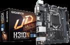 Материнська плата Gigabyte H310N 1.1 (s1151, Intel H370, PCI-Ex16) - зображення 5