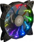 Кулер Frime Iris LED Fan 12LED Auto Effect (FLF-HB120AUTO12) - зображення 3