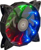 Кулер Frime Iris LED Fan 12LED Auto Effect (FLF-HB120AUTO12) - зображення 4