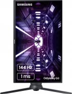 "Mонитор 27"" Samsung Odyssey G3 F27G35TFW Black (LF27G35TFWIXCI) - изображение 10"
