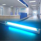 Бактерицидный УФ светильник 8Вт 30см G13 Optima - изображение 7