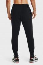 Мужские черные спортивные брюки UA RIVAL TERRY JOGGER Under Armour S 1361642-001 - изображение 3