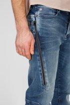Мужские синие джинсы Citishield 3D Slim Tapered G-Star RAW 34-32 D14456,C051 - изображение 5