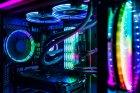 Корпус 1STPLAYER X8 RGB LED Black - зображення 8