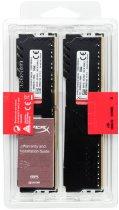 Оперативна пам'ять HyperX DDR4-2400 8192MB PC4-19200 (Kit of 2x4096) Fury Black (HX424C15FB3K2/8) - зображення 5