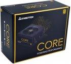 Chieftec CORE BBS-700S 120 мм, 80+ GOLD, Retail Box - зображення 4