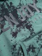 Худи Coccodrillo Out Of Control WC1132301OUT-011 158 см Бирюзовое (5904705481834) - изображение 4