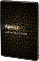 "Apacer AS340X 480GB 2.5"" SATAIII 3D NAND (AP480GAS340XC-1) - зображення 2"