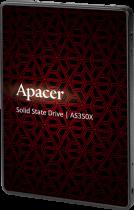"Apacer AS350X 512GB 2.5"" SATAIII 3D NAND (AP512GAS350XR-1) - изображение 2"