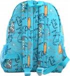Рюкзак молодіжний YES ST-33 PUSSY 35x29x12 Жіночий (555494) - зображення 5
