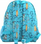 Рюкзак молодіжний YES ST-33 PUSSY 35x29x12 Жіночий (555494) - зображення 6