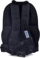 Рюкзак школьный каркасный YES Т-33 Stalwart 44.5x29.5x14.5 Мужской (555523) - изображение 5