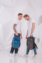 Рюкзак школьный каркасный YES Т-33 Stalwart 44.5x29.5x14.5 Мужской (555523) - изображение 10