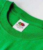 Футболка Fruit of the Loom Original T S Ярко-зеленый (061082047S) - изображение 3