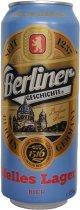 Упаковка пива Berliner Geschichte Helles Lager светлое фильтрованное 4.1% 0.5 л х 24 шт (4015576056906) - изображение 2