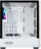 Корпус AZZA Apollo 430 White (CSAZ-430W-DF2) - изображение 2