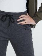 Спортивні штани Piazza Italia 38487-58054 M Dark.Grey (2038487003045) - зображення 3