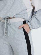 Спортивні штани Piazza Italia 39312-1655 S Grey Melange (2039312002035) - зображення 3