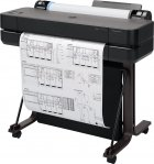 "HP DesignJet T630 24"" with Wi-Fi (5HB09A) - зображення 3"