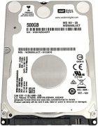 """Накопитель HDD 2.5"""" SATA 500GB WD, 16Mb, AV-25 (WD5000LUCT) - зображення 1"""