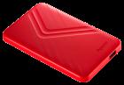 "Жесткий диск Apacer AC236 2TB 5400rpm 8MB AP2TBAC236R-1 2.5"" USB 3.1 External Red - изображение 2"