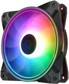Набор RGB вентиляторов DeepCool для корпуса СF120 Plus (3 in 1) - изображение 2