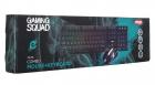 Ігровий комплект клавіатура і мишка ERGO MK-510 з LED підсвічуванням (6433) gl78 - зображення 3