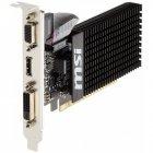 Видеокарта MSI GT 710 1Gb (GT 710 1GD3H LP) - изображение 2