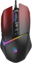 Миша Bloody W60 Max USB Gradient Red (4711421955201) - зображення 1