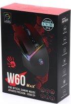 Миша Bloody W60 Max USB Gradient Red (4711421955201) - зображення 8
