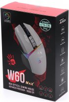 Мышь Bloody W60 Max USB Panda White (4711421955133) - изображение 8
