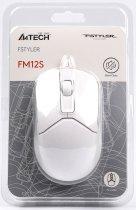 Мышь A4tech FM12S USB White (4711421958424) - изображение 9