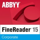 ABBYY FineReader 15 Corporate. Корпоративна ліцензія на одночасний доступ (від 11 до 25) - зображення 1