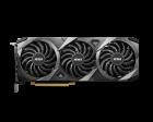 Відеокарта MSI PCI-Ex GeForce RTX 3060 Ventus 3X 12G OC 12GB GDDR6 (192bit) - зображення 5