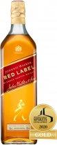 Виски Johnnie Walker Red label выдержка 4 года 0.7 л 40% (5000267014203) - изображение 1